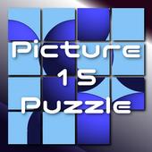 Picture 15 Puzzle icon