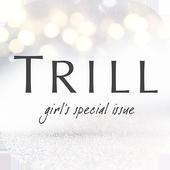 TRILL(トリル) - 女性のヘア、ファッション、コーディネート、ネイル、メイク、恋愛、美容 icon