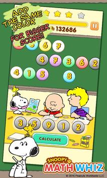 Snoopy Math Whiz screenshot 2