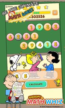 Snoopy Math Whiz screenshot 3
