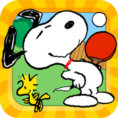 Snoopy's Magic Ping Pong icon