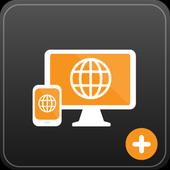 choimado ~floating browser~ icon