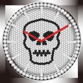 SKULL CLOCK icon