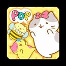 みっちりねこPOP -脱力系コレクションパズル- APK