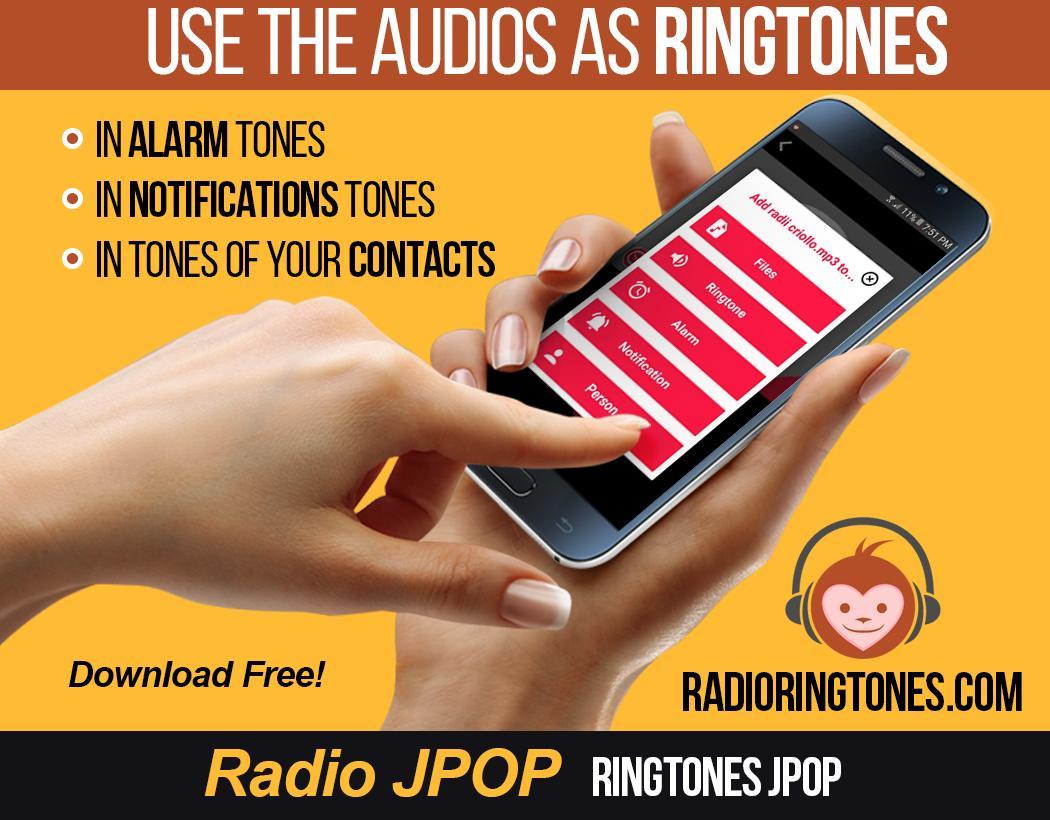 Jpop Radio Japanese Pop Music Jpop Music Online for Android - APK