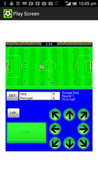 Micro Soccer World Cup poster