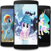 My Little Pony HD Wallpapers icon
