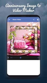 Anniversary Image to Video Movie screenshot 3