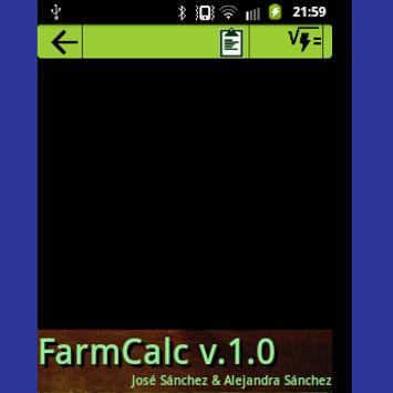 FarmCalc poster