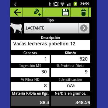 FarmCalc apk screenshot