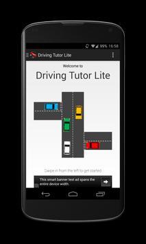 [Lite] Driving Tutor - UK poster