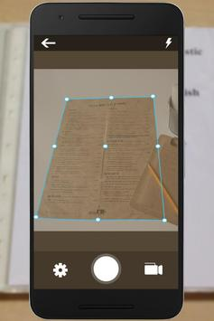 Document Scanner and Converter to PDF poster