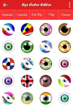 Eye Color Changer apk screenshot