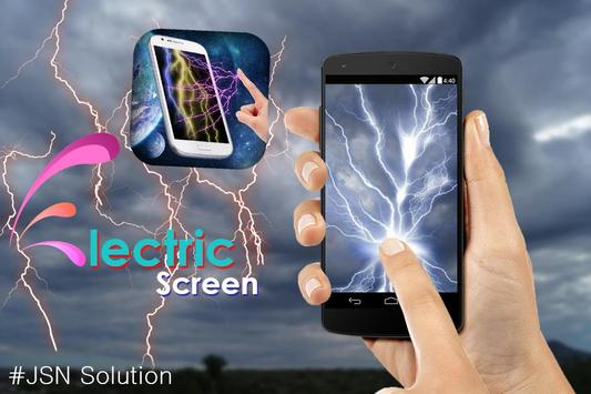 Electric Prank Screen poster