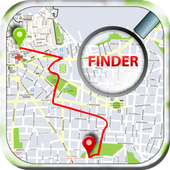 GPS Route Navigation Tracker icon
