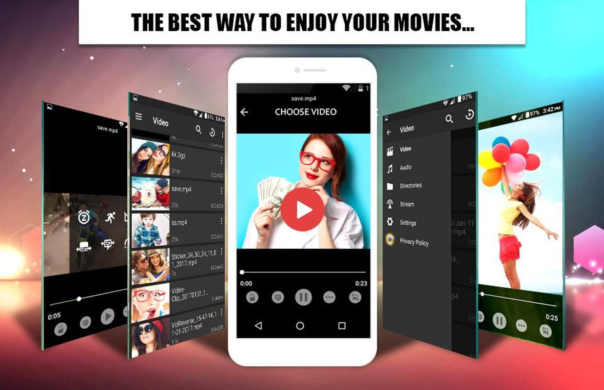 hd video player for android apk