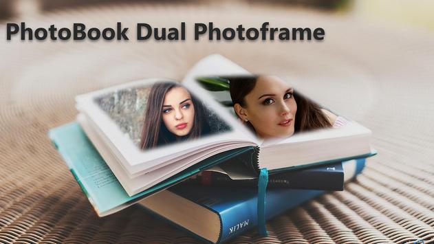 Book Photo Frame:Book Photo Editor poster