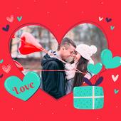 Love Photo Frames-Romantic Collage Photo Editor icon