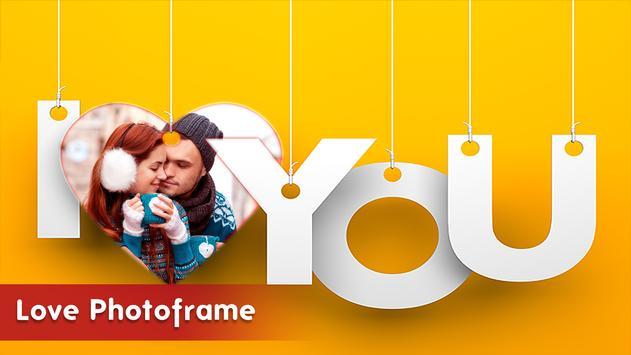 Love Photo Frames-Romantic Collage Photo Editor screenshot 10
