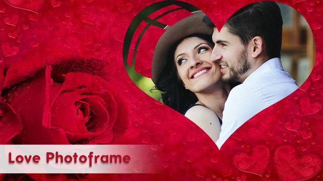 Love Photo Frames-Romantic Collage Photo Editor screenshot 9
