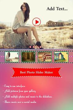 Music Video Maker poster