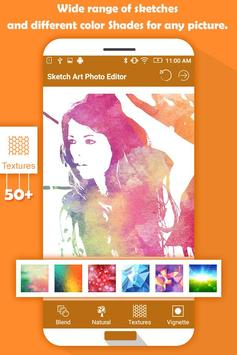 Pencil Sketch Photo Editor apk screenshot
