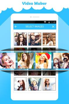 Photo Video Maker with Music Slideshow Maker poster