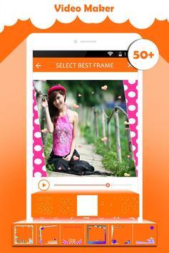Photo Video Maker with Music Slideshow Maker apk screenshot