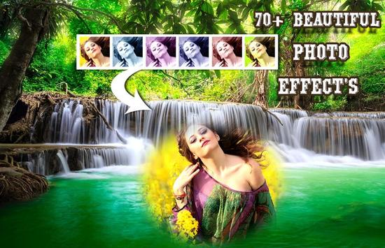 Waterfall Photo Frames apk screenshot