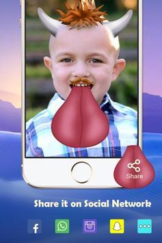 Make Me Girl - Face Changer screenshot 5