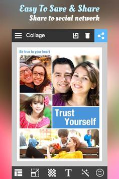 Collage Maker Photo Editor apk screenshot