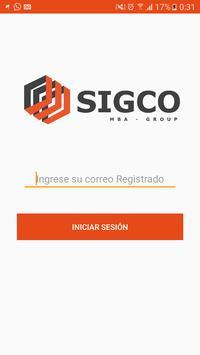 SIGCO - Gerenciamiento de Condominios poster