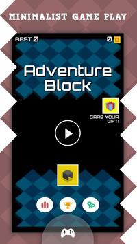 Adventure Block poster