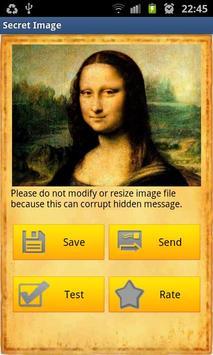 Da Vinci Secret Image apk screenshot