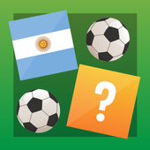 Memory Game - Argentinian Football icon