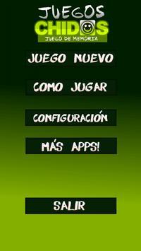 Juegos chidos screenshot 1