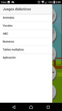 Juegos didácticos screenshot 1