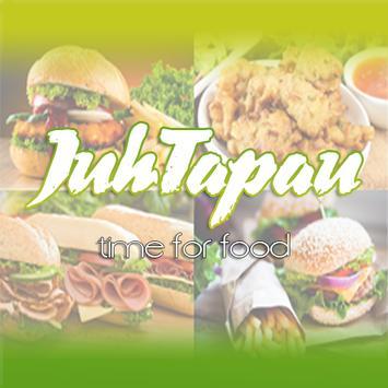 Juh Tapau - Online Food poster