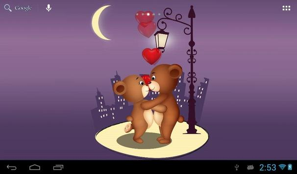Teddy romance screenshot 4