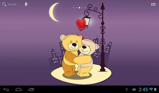 Teddy romance screenshot 5