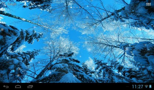 Snowfall apk screenshot