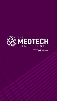 The MedTech Conference poster