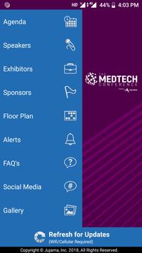 The MedTech Conference screenshot 1