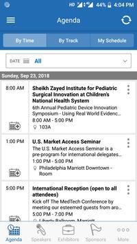 The MedTech Conference screenshot 2