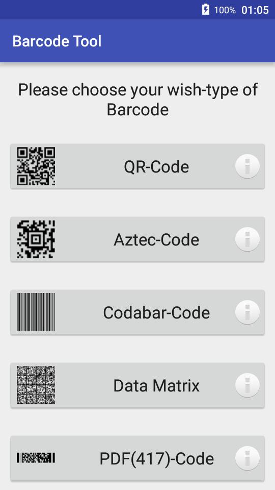 Barcode Tool for Android - APK Download