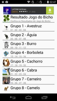Jogo do Bicho - Grátis screenshot 4
