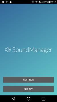 SoundManager poster