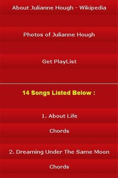 All Songs of Julianne Hough apk screenshot