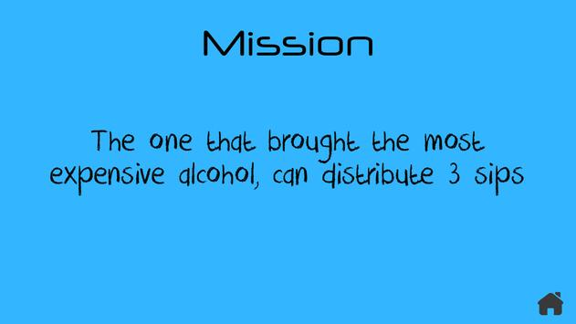 Dare&Drink Drinking Game screenshot 2