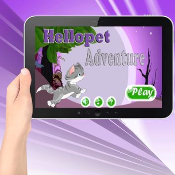 Hellopet Jump poster